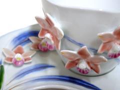 有田焼の新しい形、セラサージュ