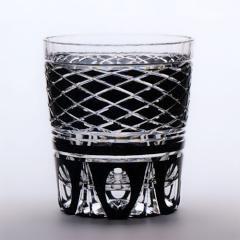 江戸切子 黒 − これからの季節に、ガラス工芸品