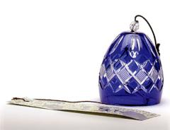 江戸切子 風鈴・食器・花器 − これからの季節に、ガラス工芸品
