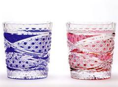 江戸切子 オールド − これからの季節に、ガラス工芸品