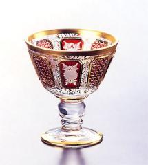 ボヘミアガラス - ラスカ ダーマ