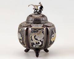 香炉特集 - 高岡銅器