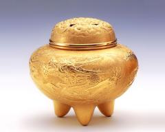 香炉特集 - 純金製・銀製 香炉