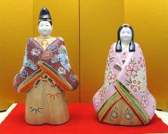 ひな人形 - 九谷焼