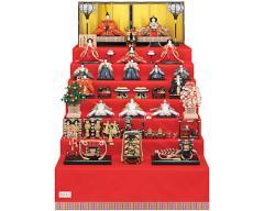 ひな人形 - 七段飾り