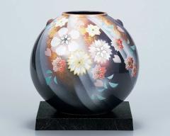 九谷焼 - 花瓶 - 5号 〜 7号
