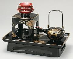 お正月特集 - 輪島塗 - 最高級漆器 屠蘇器・重箱