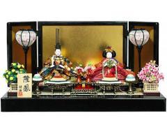 ひな人形 - 親王飾 1