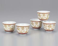 九谷焼 - 日本を代表する伝統工芸品 - 茶器・汲出揃