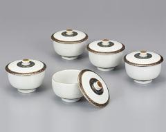 九谷焼 - 日本を代表する伝統工芸品 - 蓋付汲出揃