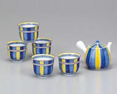 九谷焼 - 日本を代表する伝統工芸品 - 茶器セット
