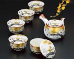 九谷焼 - 日本を代表する伝統工芸品 - 茶器セット 2