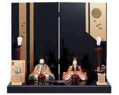 ひな人形 - 親王飾 3