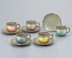 九谷焼 - 日本を代表する伝統工芸品 - コーヒーセット