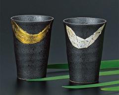 九谷焼 - 日本を代表する伝統工芸品 - ペア・フリーカップ