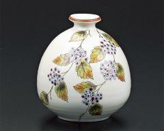 九谷焼 - 日本を代表する伝統工芸品 - 花瓶 一輪生
