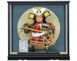 端午の節句に - 五月人形 - 武者人形飾り