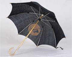 日傘 - 夏の日射しに