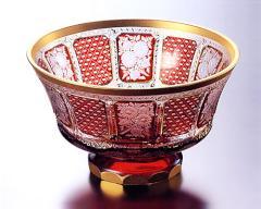 ボヘミアガラス - 夏を涼しく、ガラスコレクション