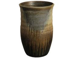信楽焼 - 花瓶 - 壷型