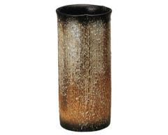 信楽焼 - 花瓶 - 円柱型