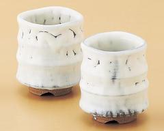 萩焼 - 日本の伝統工芸 - 茶器 - 湯呑