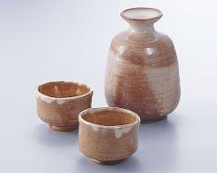 萩焼 - 日本の伝統工芸 - 酒器 - 酒器揃 他