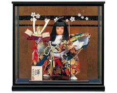 端午の節句に 五月人形 武者人形 - 2013年
