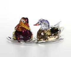 スワロフスキー 3 - 清涼感溢れるガラス