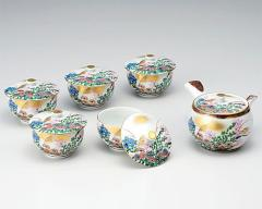 九谷焼 - 日本を代表する陶磁器 - 茶器揃