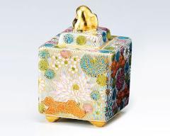九谷焼 - 日本を代表する陶磁器 - 香炉
