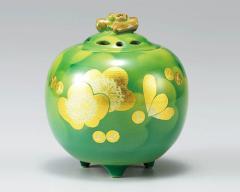 九谷焼 - 日本を代表する陶磁器 - 香炉 3