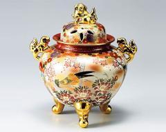 九谷焼 - 日本を代表する陶磁器 - 香炉 4