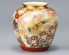 九谷焼 - 日本を代表する陶磁器 - 花瓶 3