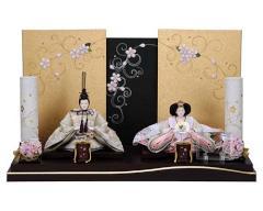 ひな人形特集2014 - 桃の節句に - 親王飾 2