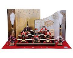 ひな人形特集2014 - 桃の節句に - 段飾り
