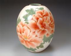 京焼・清水焼 - 日本の陶磁器 - 花瓶