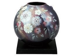九谷焼 - 陶磁器工芸品 - 花瓶 7・8号