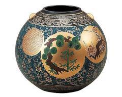 九谷焼 - 陶磁器工芸品 - 花瓶 8号