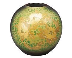 九谷焼 - 陶磁器工芸品 - 花瓶 9号・10号