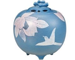 九谷焼 - 陶磁器工芸品 - 香炉 2