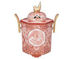 九谷焼 - 陶磁器工芸品 - 香炉 4