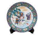 九谷焼 - 陶磁器工芸品 - 飾皿