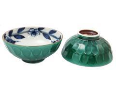 京焼・清水焼 - 陶磁器工芸品 - 組茶漬 2