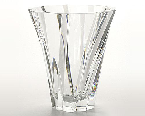 バカラ オブジェクティフ ベース(花瓶) 25cm