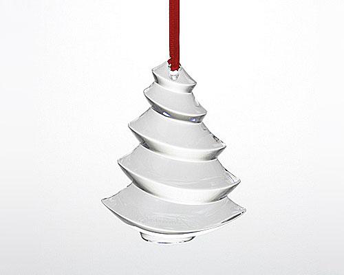 バカラ オブジェ クリスマスオーナメント ツリークリア