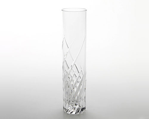バカラ アンタンジブル スピン ベース(花瓶) 22cm