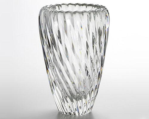 バカラ サーフ ベース(花瓶) 23cm