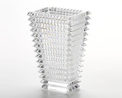 バカラ EYE ベース(花瓶) スクエア S 20cm