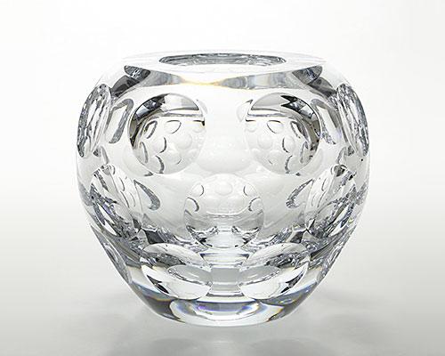 バカラ ヘリテージ ベース(花瓶) 16cm ポンティ